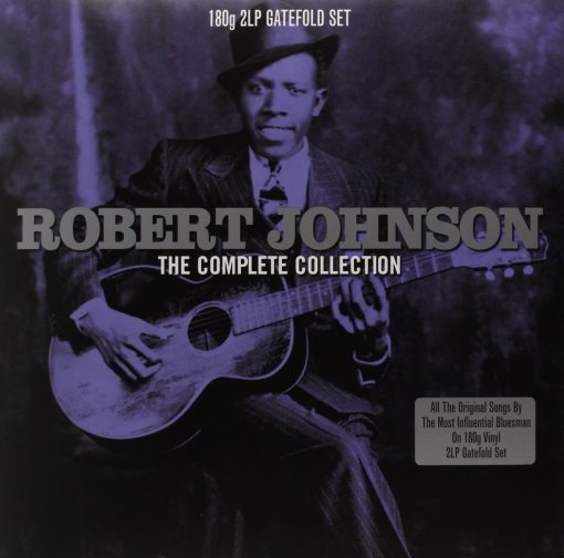 Disco de Vinil Robert Johnson The Complete Collection