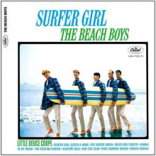 Beach Boys, The ‎– Surfer Girl