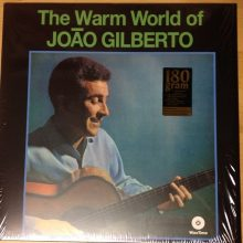 Disco de Vinil João Gilberto The Warm World of João Gilberto
