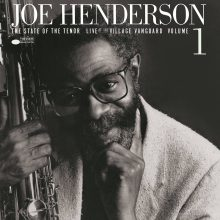 Disco de Vinil Joe Henderson State Of The Tenor, Live At The Village Vanguard Vol 1