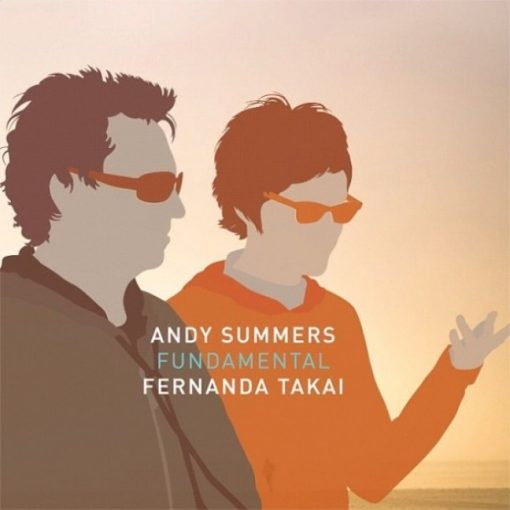 Disco de Vinil Andy Summers Fernanda Takai Fundamental