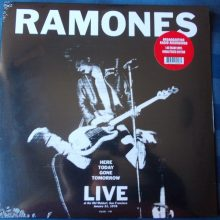 Disco de Vinil Ramones Here Today Gone Tomorrow Live At The Old Waldorf - San Francisco, 31/1/78