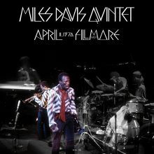 Disco de Vinil Miles Davis Quintet April 11, 1970 Fillmore West