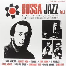 Disco de Vinil Bossa Jazz 1: Birth of Hard Bossa Jazz