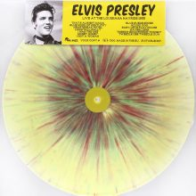 Disco de Vinil Elvis Presley Live At The Louisiana Hayride 1955