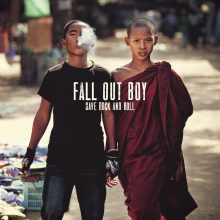Disco de Vinil Fall Out Boy Save Rock And Roll