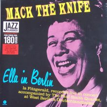 Disco de Vinil Ella Fitzgerald in Berlin / Mack The Knife