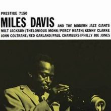 Disco de Vinil Miles Davis And The Modern Jazz Giants