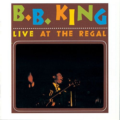 Disco de Vinil B. B. King Live At The Regal