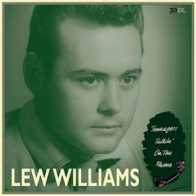 Disco de Vinil Lew Williams Teenagers Talkin' on the Phone