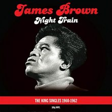 Disco de Vinil James Brown Night Train-King singles 1960-1962