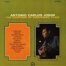 Disco de Vinil Antonio Carlos Jobim Composer Plays