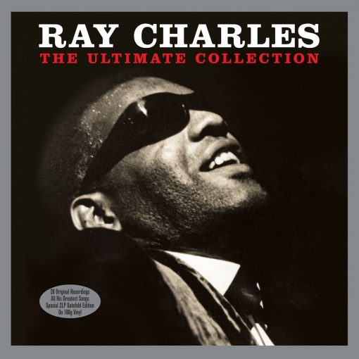 Disco de Vinil Ray Charles Ultimate Collection
