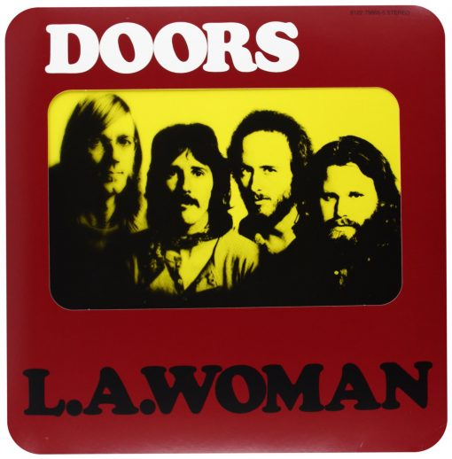 Disco de Vinil The Doors L.A. Woman