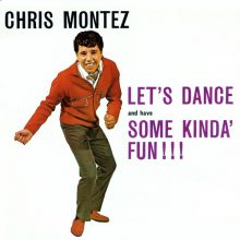 Disco de Vinil Chris Montez ‎Let's Dance And Have Some Kinda Fun ! ! !