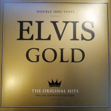 Disco de Vinil Elvis Presley Elvis Gold The Original Hits