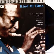 Disco de Vinil Miles Davis Kind of Blue (Stereo e Mono)