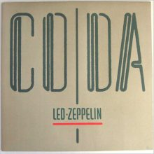 Disco de Vinil Led Zeppelin Coda