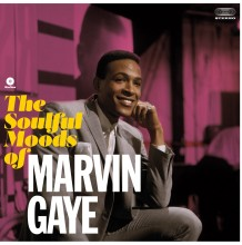 Disco de Vinil Marvin Gaye Soulful Moods of Marvin Gaye