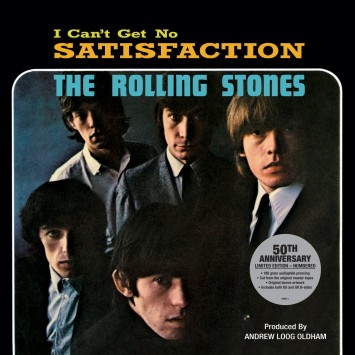 Disco de Vinil The Rolling Stones I Can't Get No Satisfaction 50th