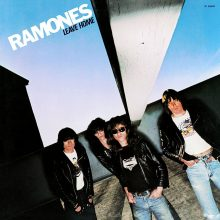 Disco de Vinil Ramones Leave Home