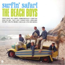 Disco de Vinil The Beach Boys Surfin' Safari