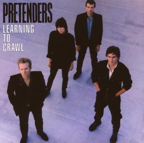 Disco de Vinil The Pretenders Learning to Crawl