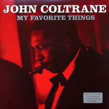 Disco de Vinil John Coltrane My Favorite Things