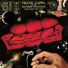 Disco de Vinil Frank Zappa One Size Fits All