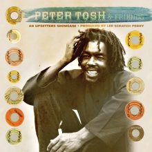 Disco de Vinil Peter Tosh & Friends An Upsetters Showcase