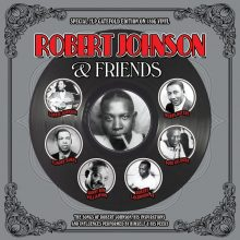 Disco de Vinil Robert Johnson & Friends