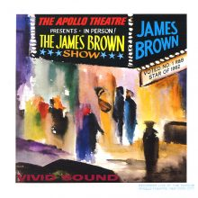 Disco de Vinil James Brown Live At The Apollo