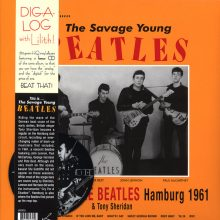 Disco de Vinil The Beatles This Is The Savage Young Beatles