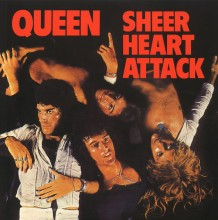 Disco de Vinil Queen Sheer Heart Attack