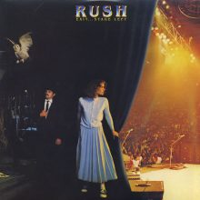 Disco de Vinil Rush Exit, Stage Left