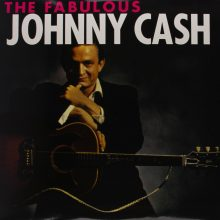 Disco de Vinil Johnny Cash ‎– The Fabulous Johnny Cash