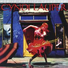 Disco de Vinil Cyndi Lauper She's So Unusual