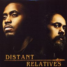Disco de Vinil NAS & Damian Jr. Gong Marley - Distant Relatives