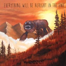 Disco de Vinil Weezer - Everything Will Be Alright In The End
