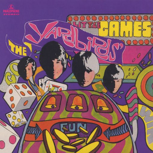 Disco de Vinil The Yardbirds - Little Games