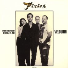 Disco de Vinil The Pixies - Velouria: Live At Hollywood, December 21, 1991