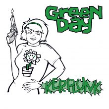 Disco de Vinil Green Day ‎– Kerplunk!