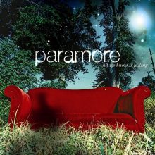 Disco de Vinil Paramore All We Know Is Falling