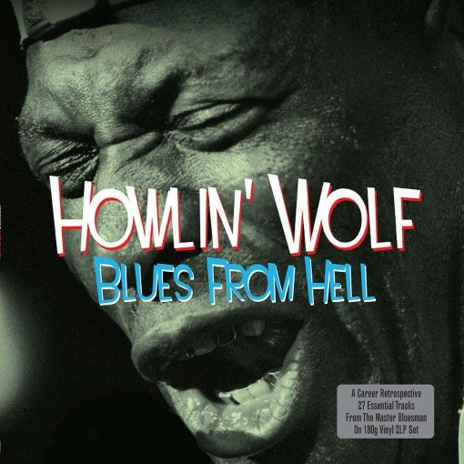 Disco de Vinil Howlin' Wolf Blues From Hell