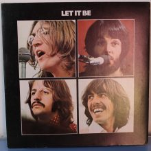 Disco de Vinil The Beatles Let It Be