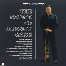 Disco de Vinil Johnny Cash - The Sound Of Johnny Cash