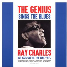 Disco de Vinil Ray Charles - The Genius Sings The Blues