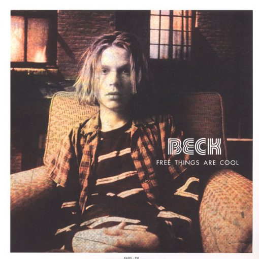 Disco de Vinil Beck - Free Things Are Cool: