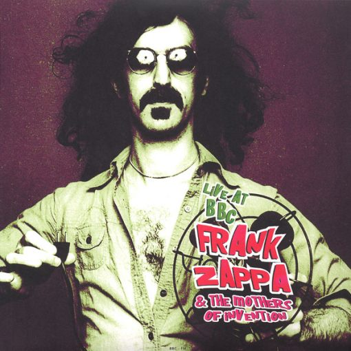 Disco de Vinil Frank Zappa & The Mothers Of Invention - Live At BBC, London, October 23, 1968