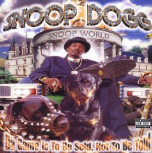 Disco de Vinil Snoop Dogg - Da Game Is To Be Sold, Not To Be Told
